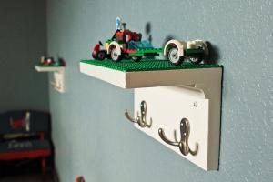 Lego Shelf Finished (1 of 5)