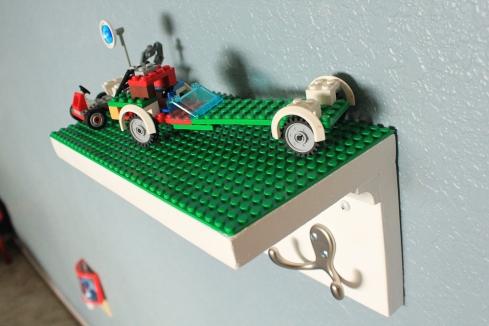 Lego Shelf Finished (2 of 5)