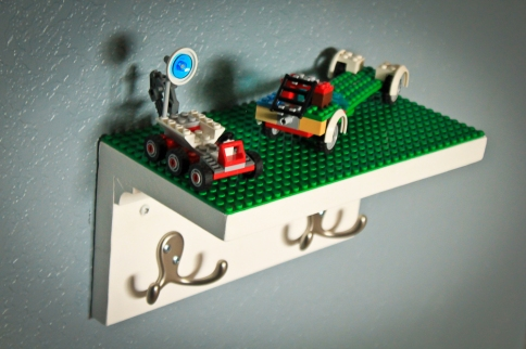 Lego Shelf Finished (4 of 5)