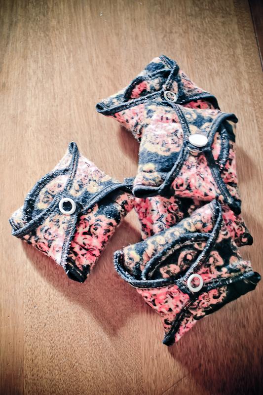 Cloth pads