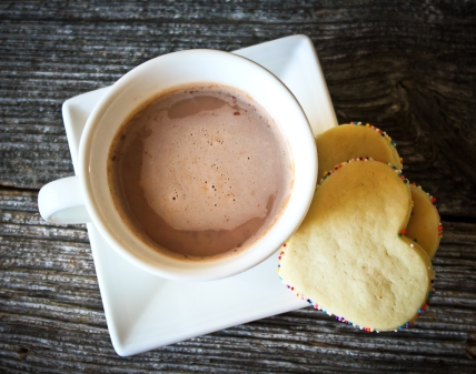 Sugar Cookies and Hot Chocolate Mix
