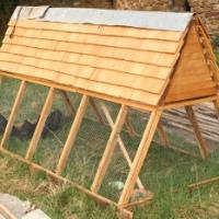 Preliminary Chicken Ark Plans