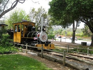 Steam Engine at Poway