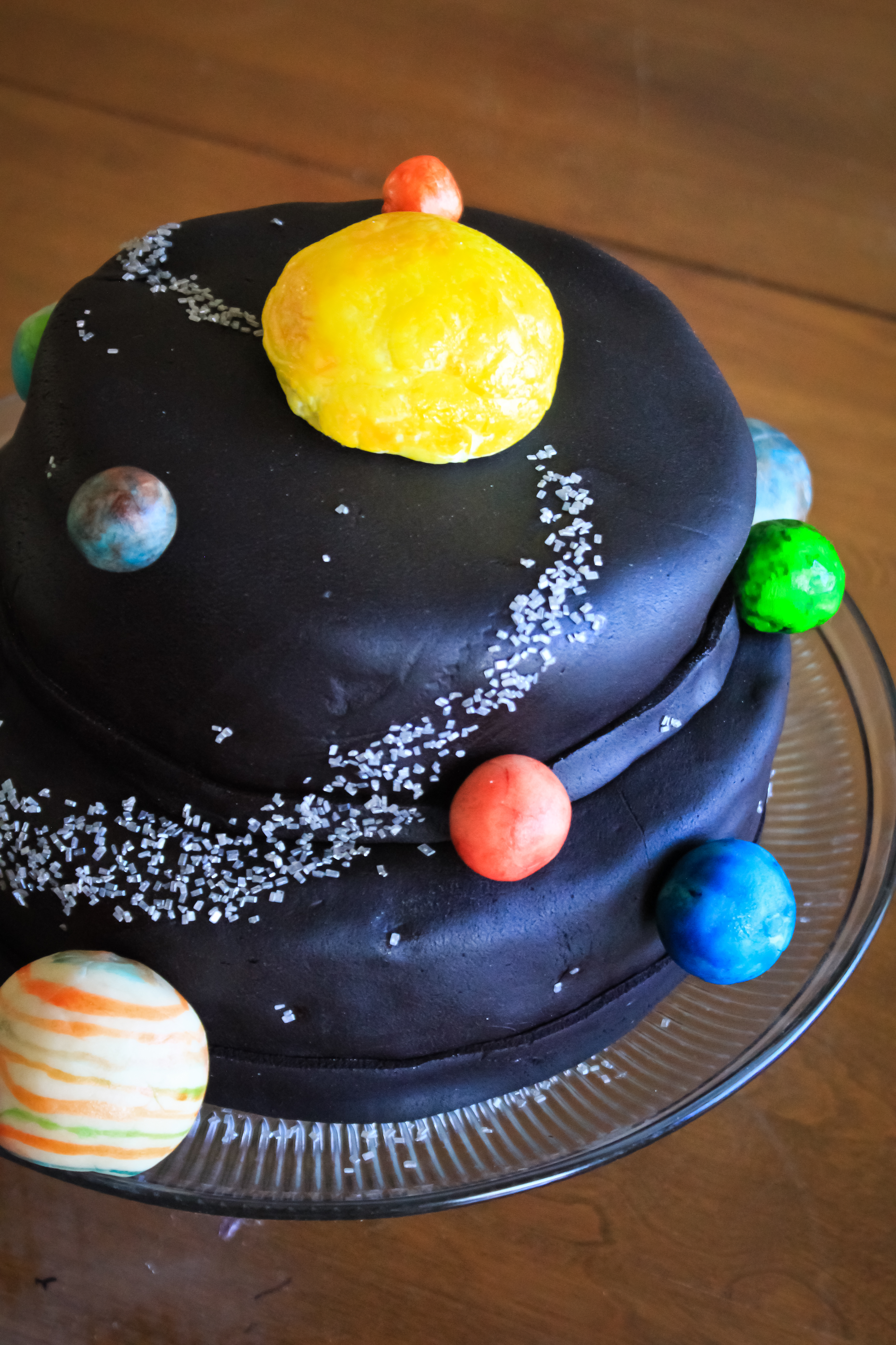 Cake Decorating Ideas Solar System : Solar System Cake Recipes - Pics about space
