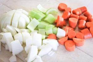 Vegetables for Stock