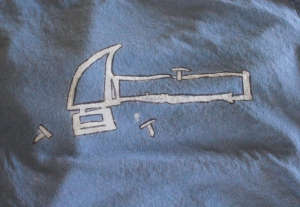 Father's Day Shirt DIY-7