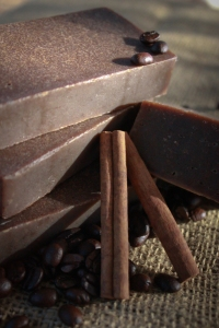 Spiced Coffee Soap Recipe
