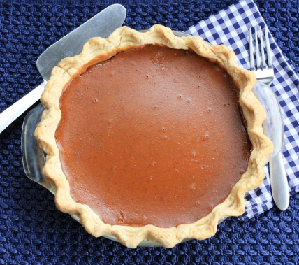 Pumpkin Pie 2013-13