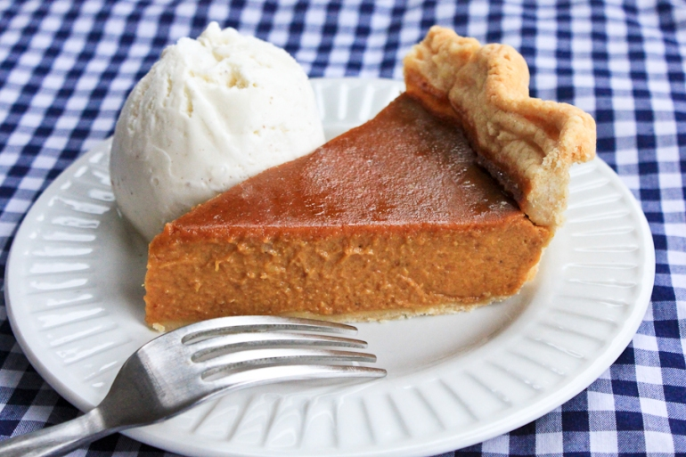 Pumpkin Pie 2013-18