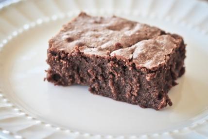 Gluten Free Quinoa Brownies