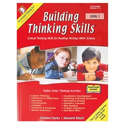 Building Thinking Skills 2nd 3rd Grade