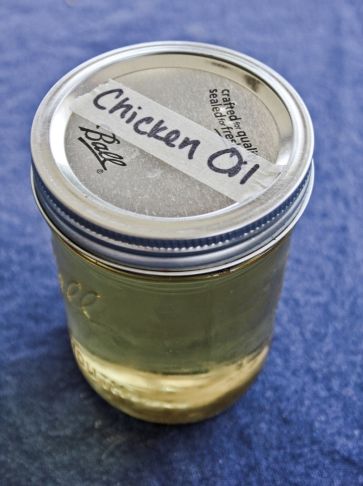 Chicken Oil