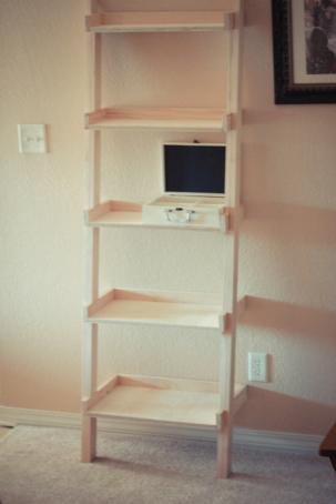 Ladder Shelf-12