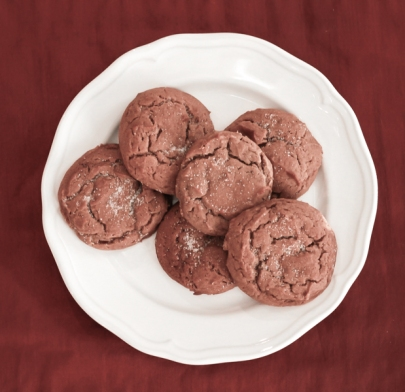 Molasses Cookies-5