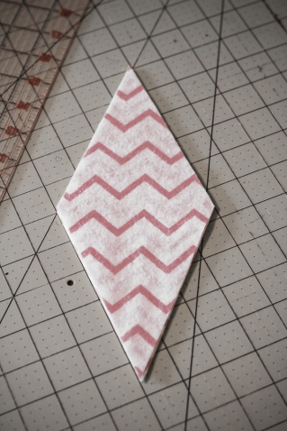 Diamond Baby Quilt-4
