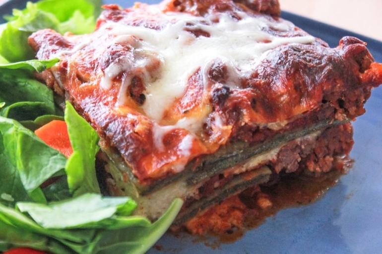 Spinach Pasta & Lasagna-16