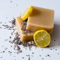 Lavender Lemon Yogurt Soap Recipe